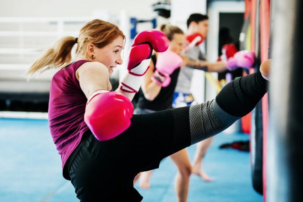 Kickboxing Total Body