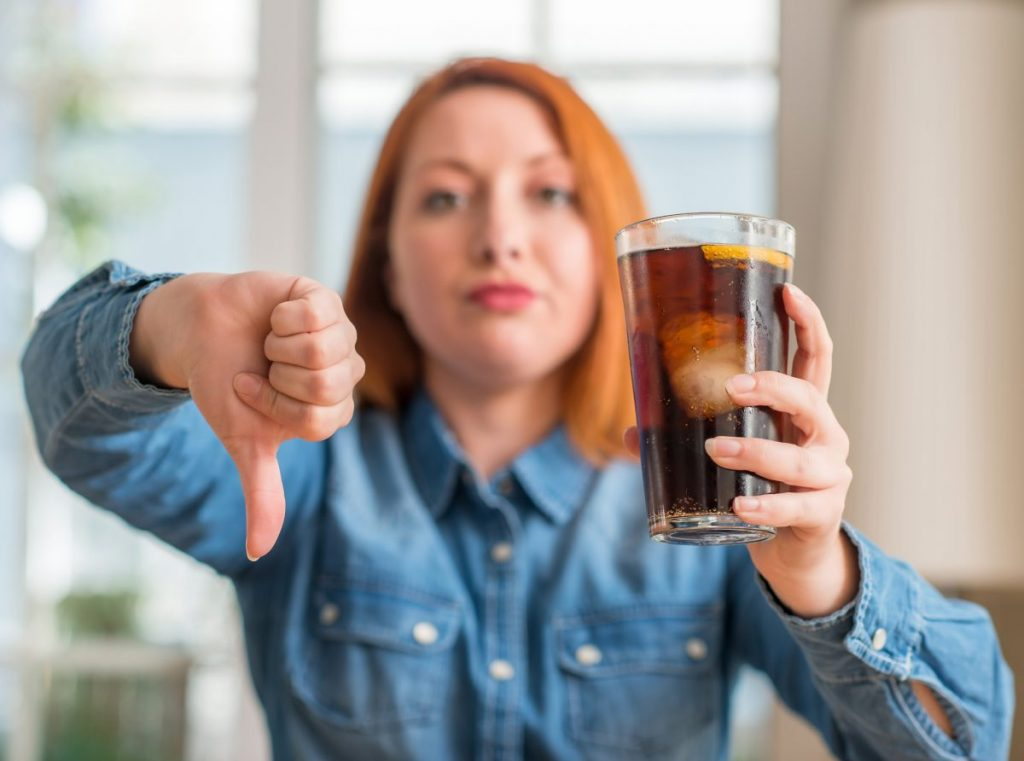 Avoid Alcohol, Lose Belly Fat