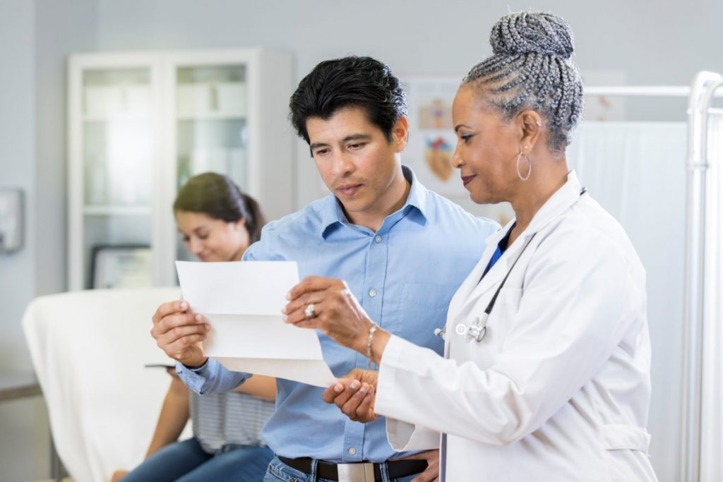 out network insurance bills