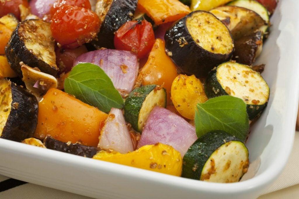 ratatouille with eggplant