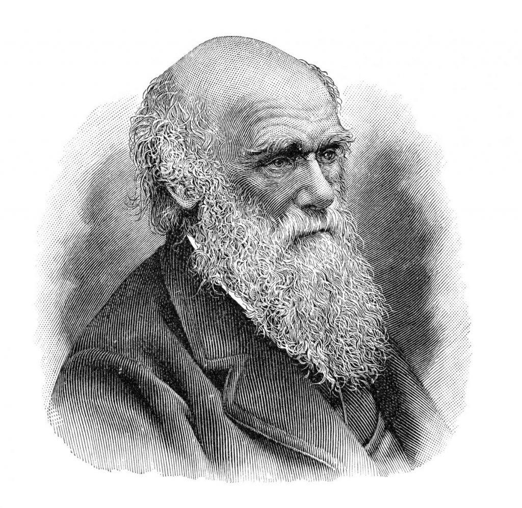 Charles-Darwin facial-expressions smiles