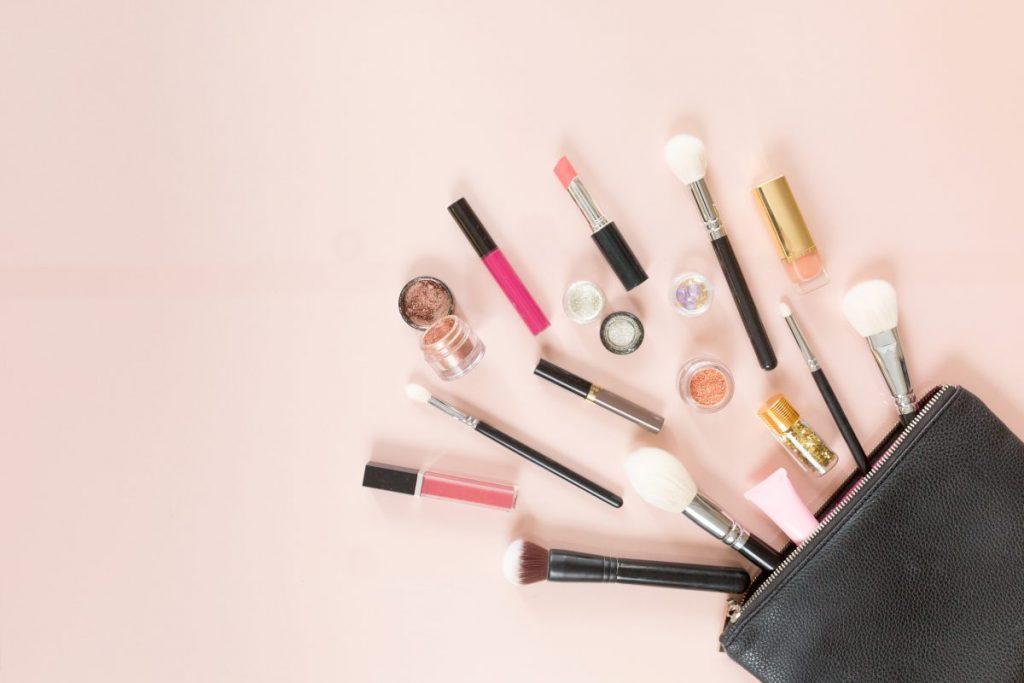 Makeup-bag makeup-case