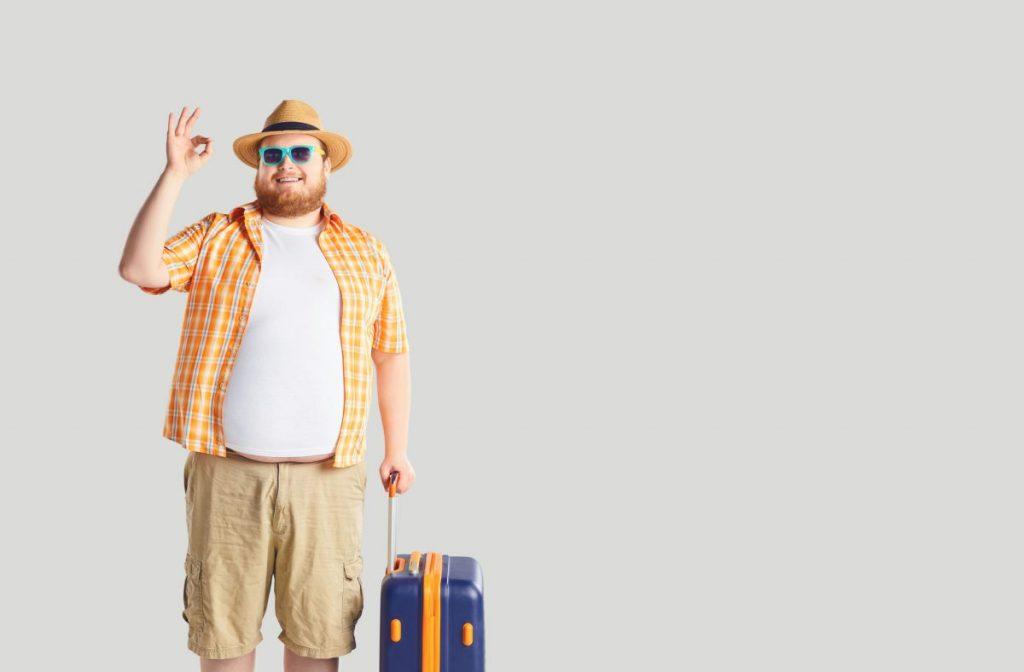 Suitcase test run