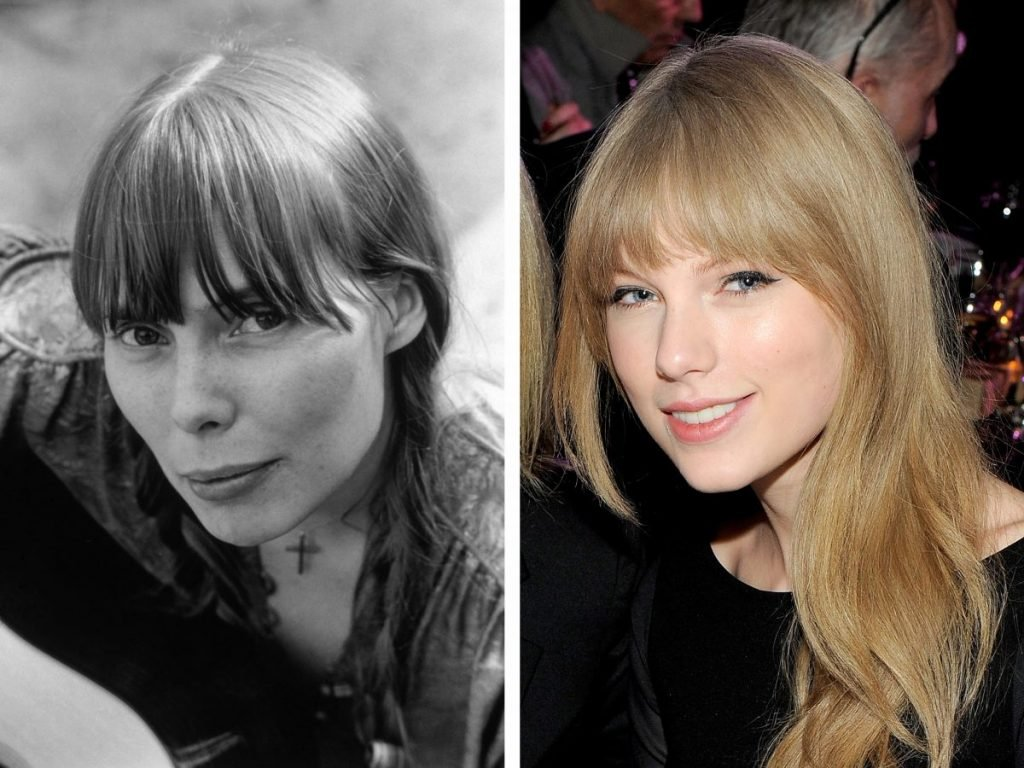 joni mitchell taylor swift