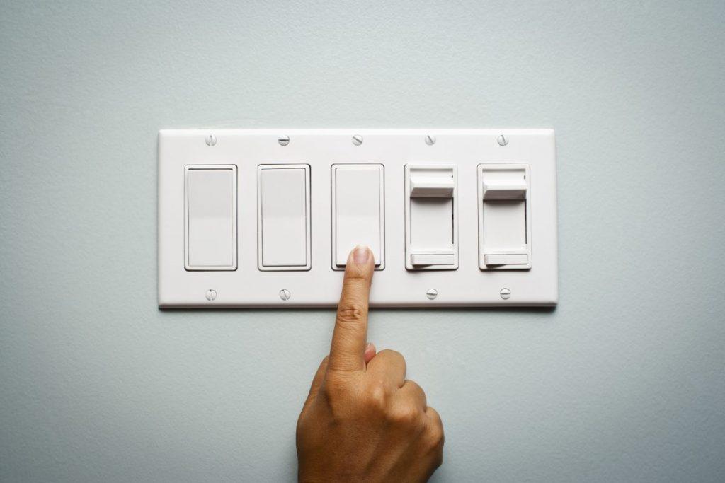 brightness lights switch