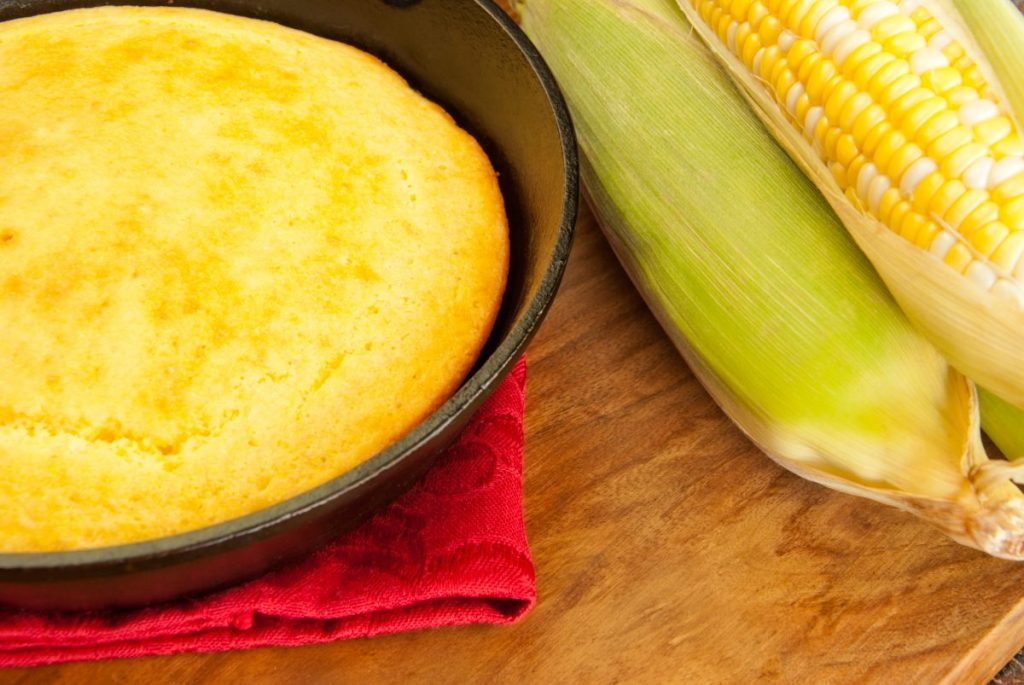 traditional cornbread recipe