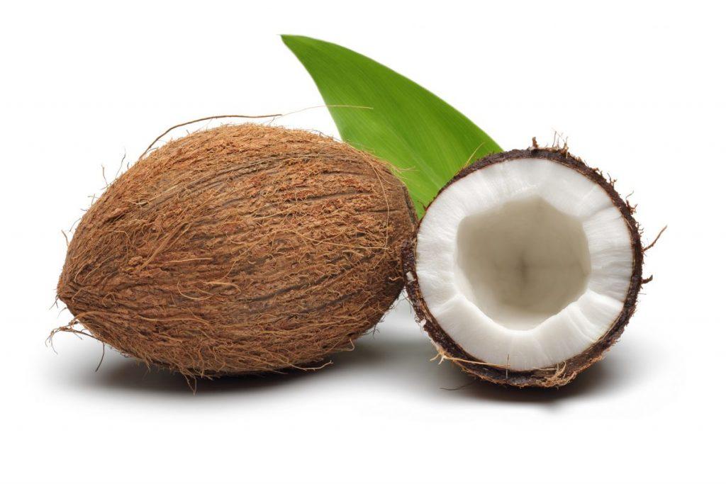 sugar condiments coconut