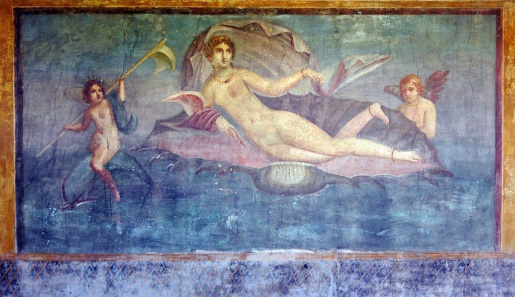 Venus the goddess