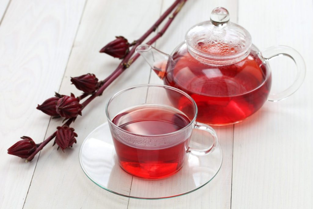 hibiscus tea healthy