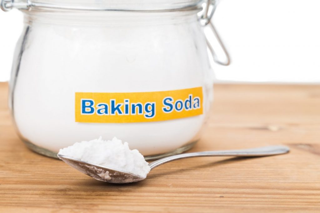 baking soda dishwashing detergent liquid
