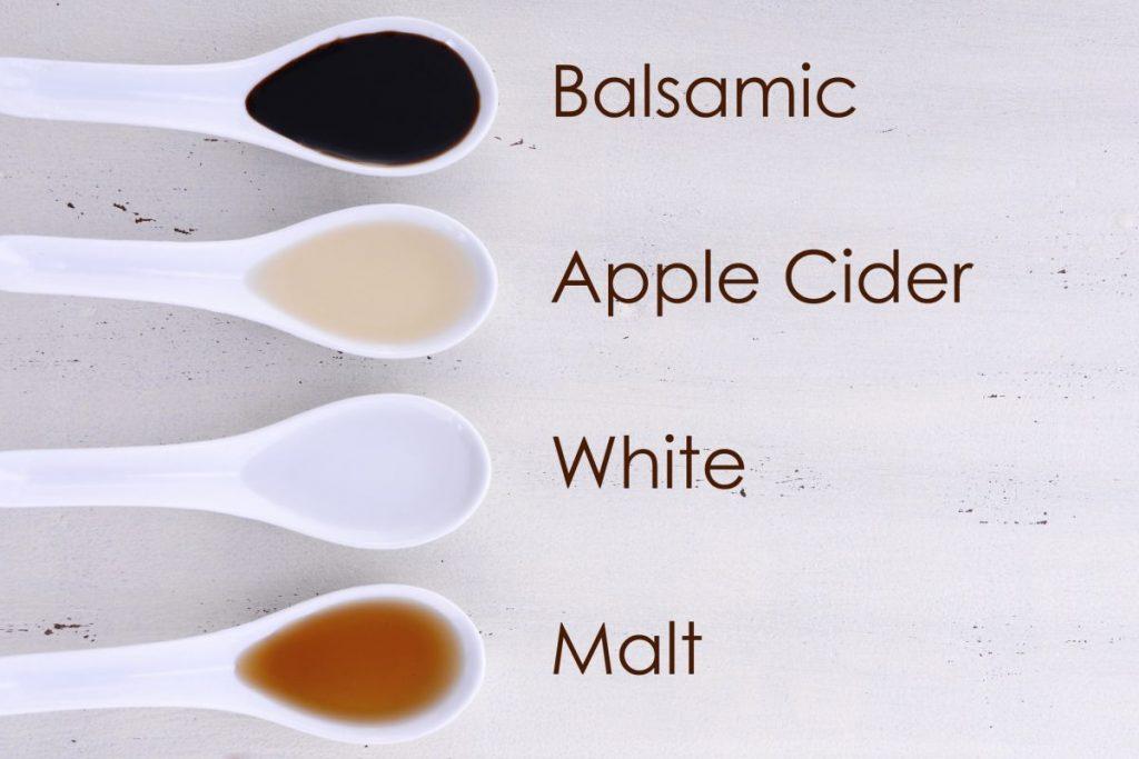 blood stain white vinegar