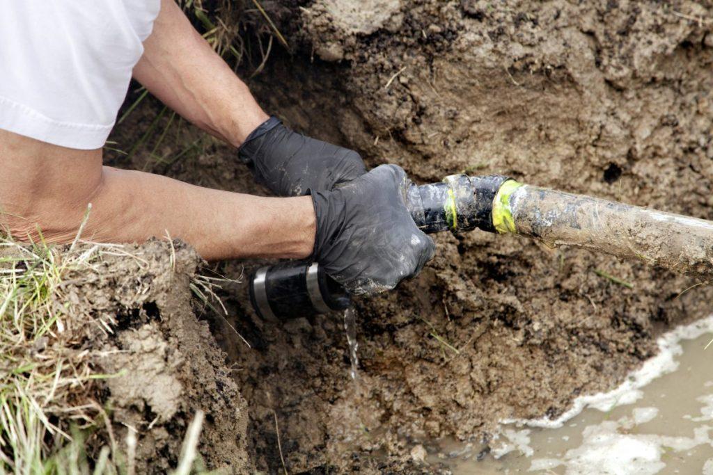 Wastewater Soil Exposure