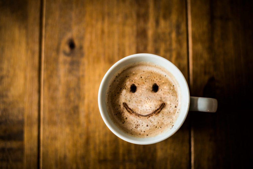 clean fresh coffee brewed tasty