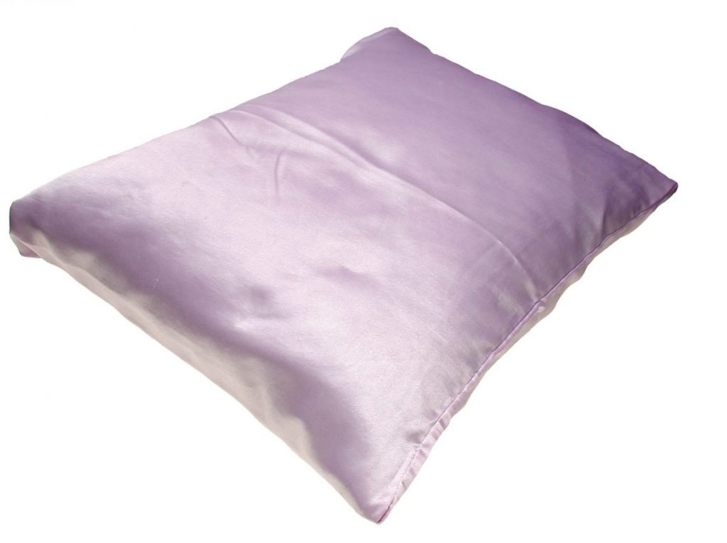 silk pillowcase, smooth, protein fiber