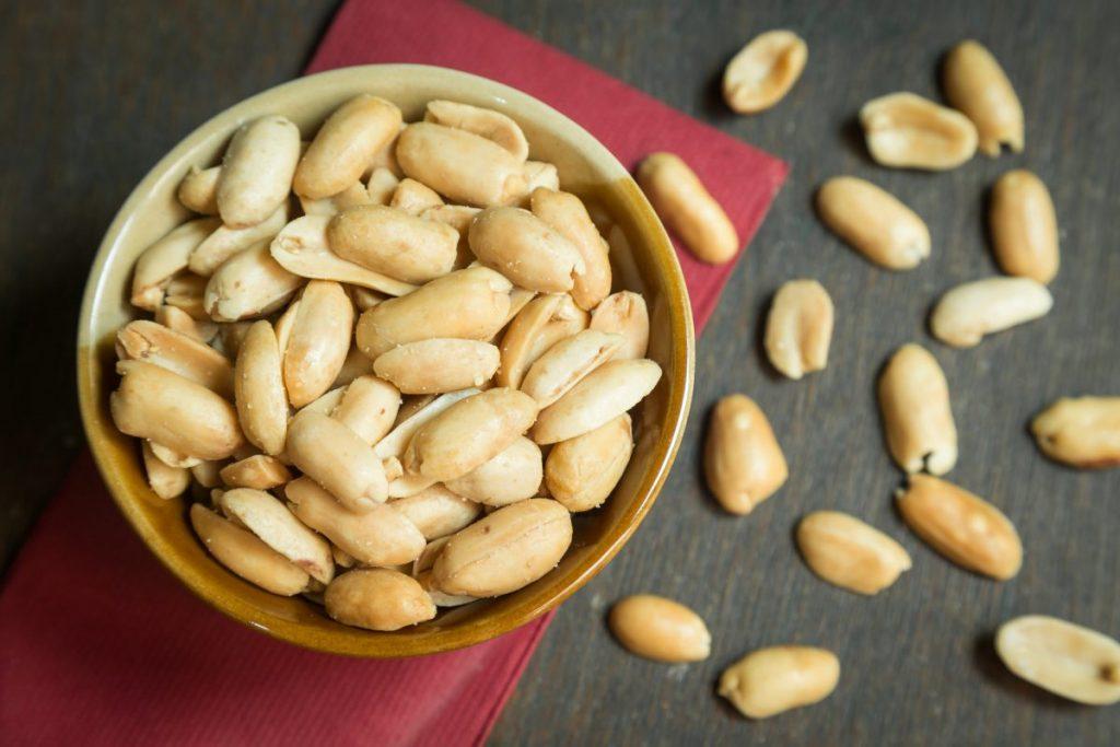 Roasted Peeled Peanuts