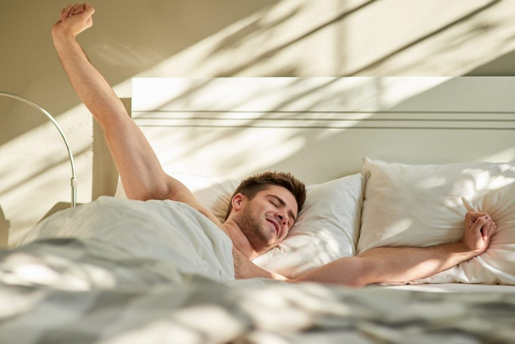 Sleep Well, Lose Belly Fat