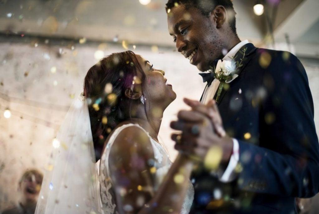 Wedding-day marriage divorce
