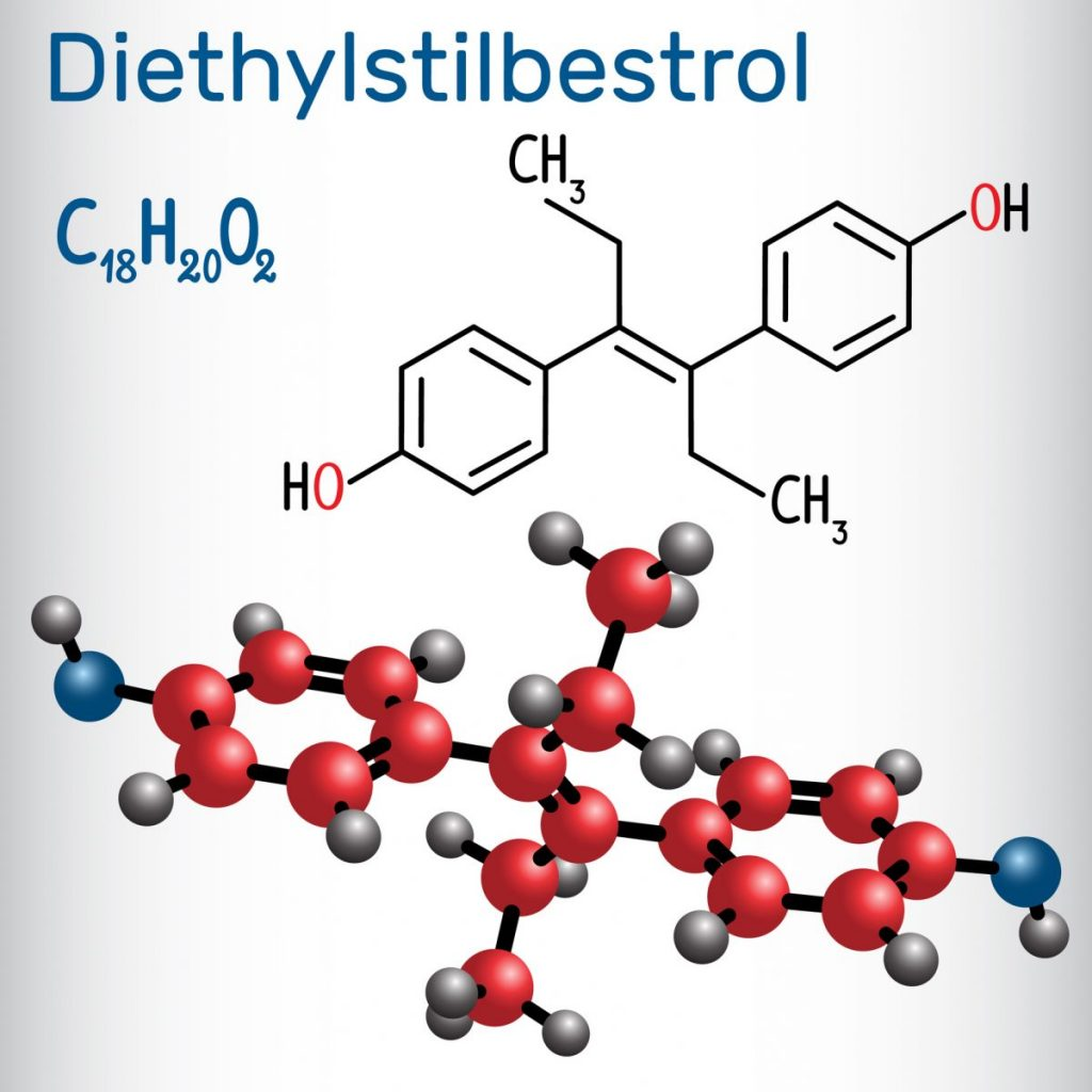 diethylstilbestrol synthetic-estrogen