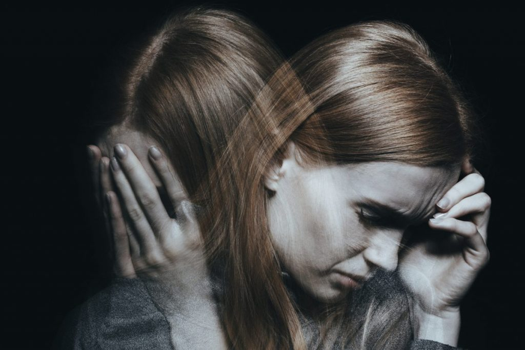 Schizophrenia Hallucinations Disorganized Thinking