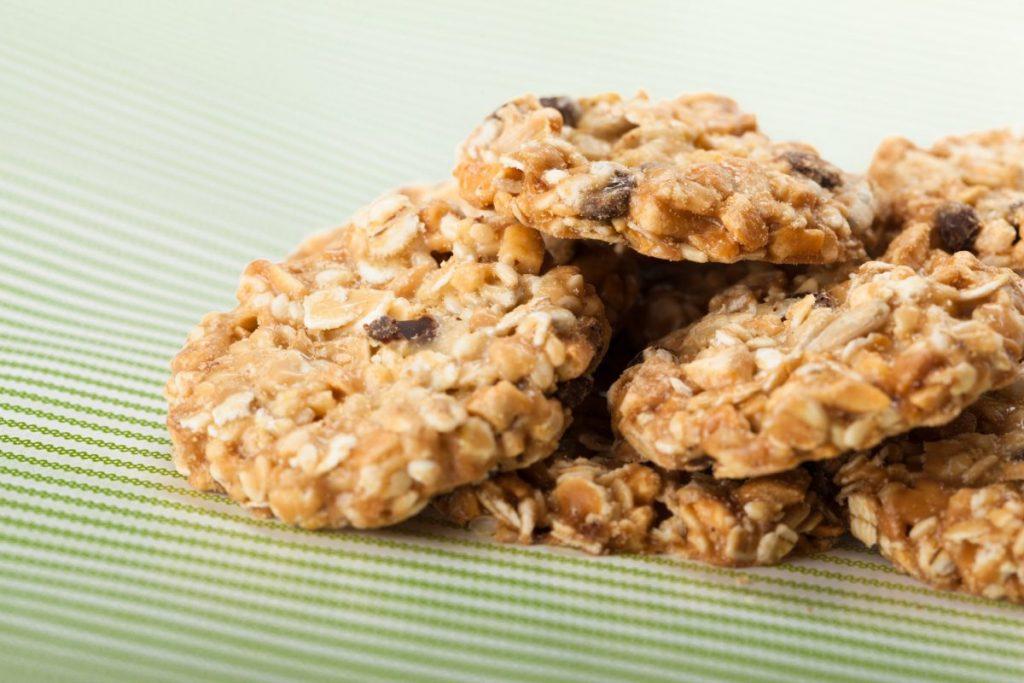 dessert oat cookies