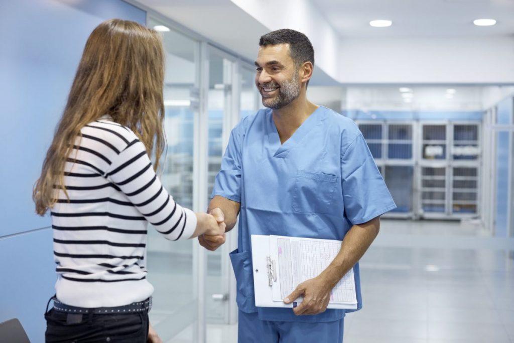 vet owner treatment options
