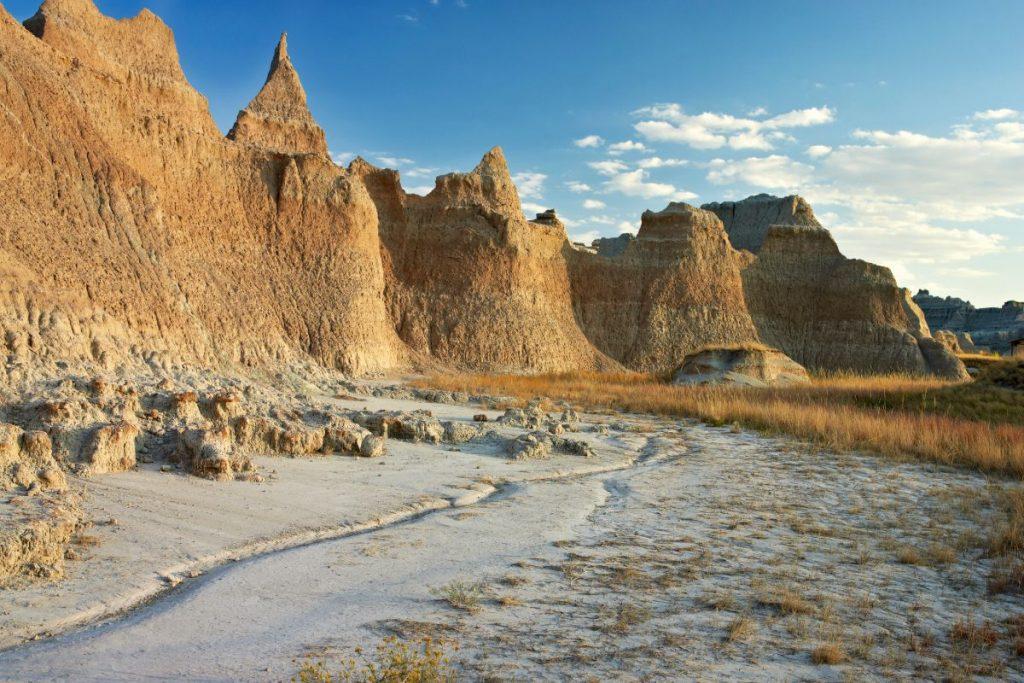 USA, South Dakota, Badlands National Park.
