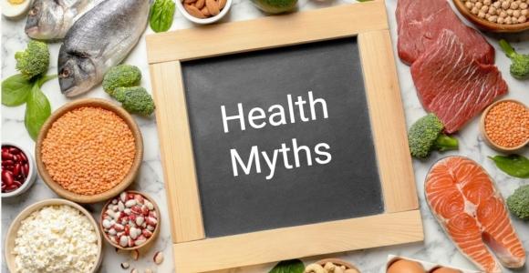 These Health Myths are Bogus