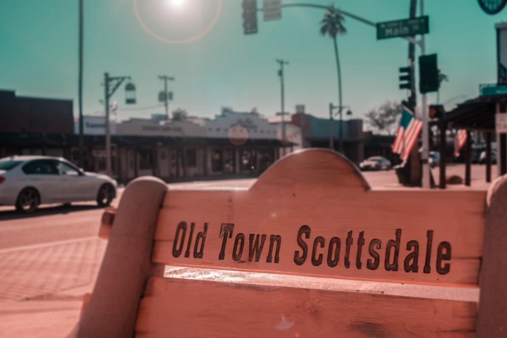 Old Town Scottsdale, Arizona