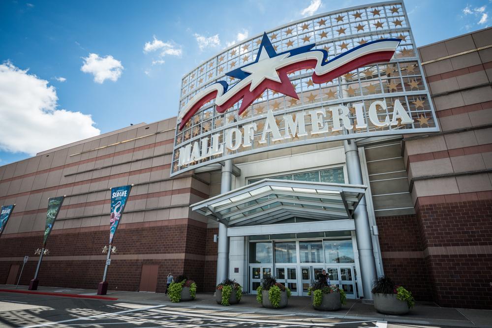Mall of America main entrance