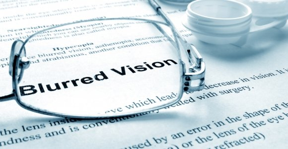 Common Causes of Blurred Vision