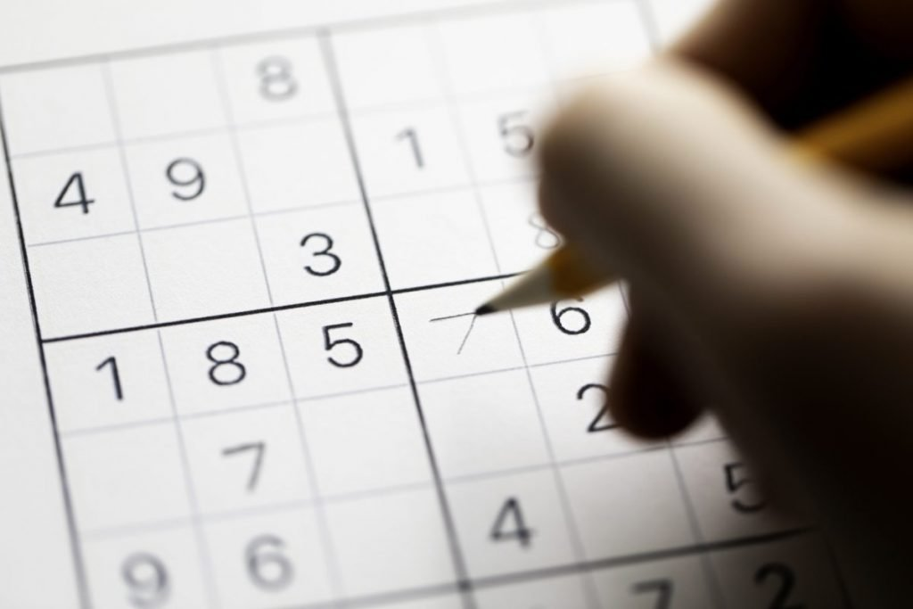 sudoku think questions boxes