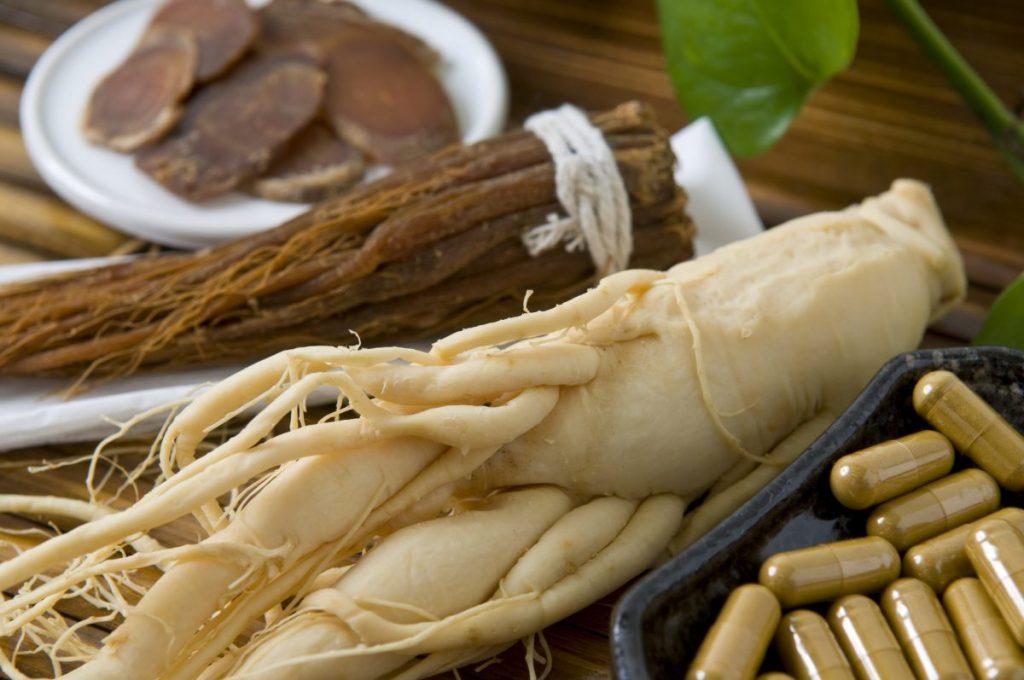 Ginseng natural anti-inflammatory remedy