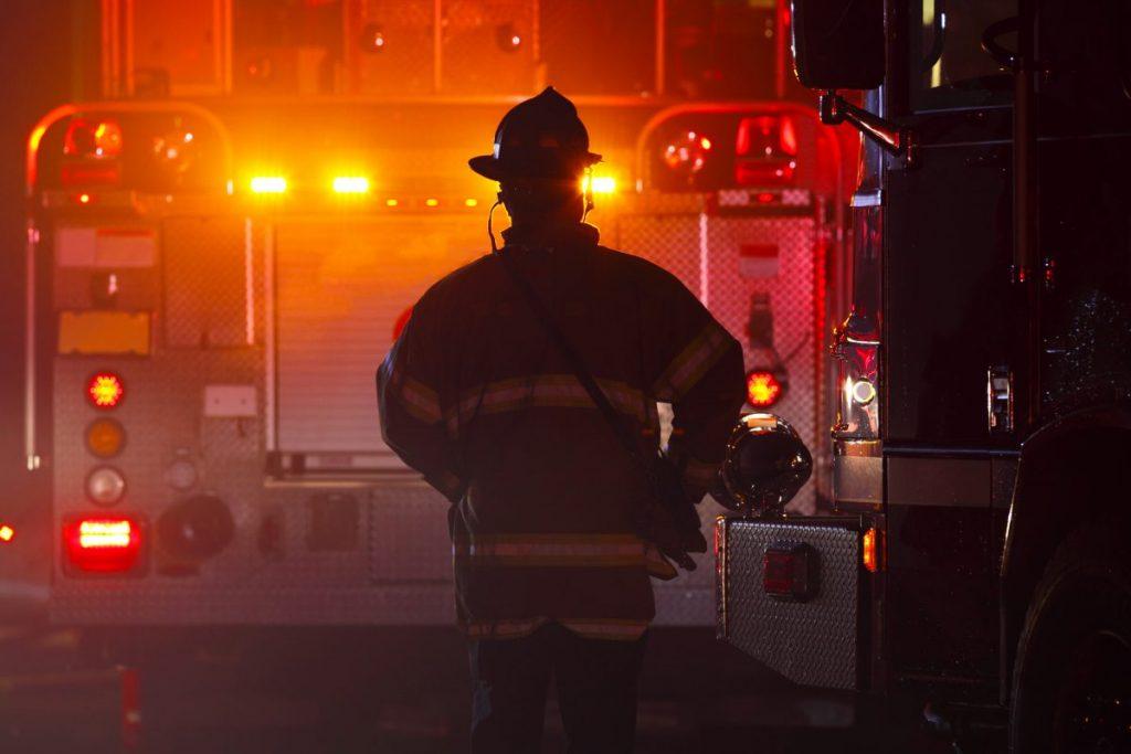 Burns Fire Fluid loss