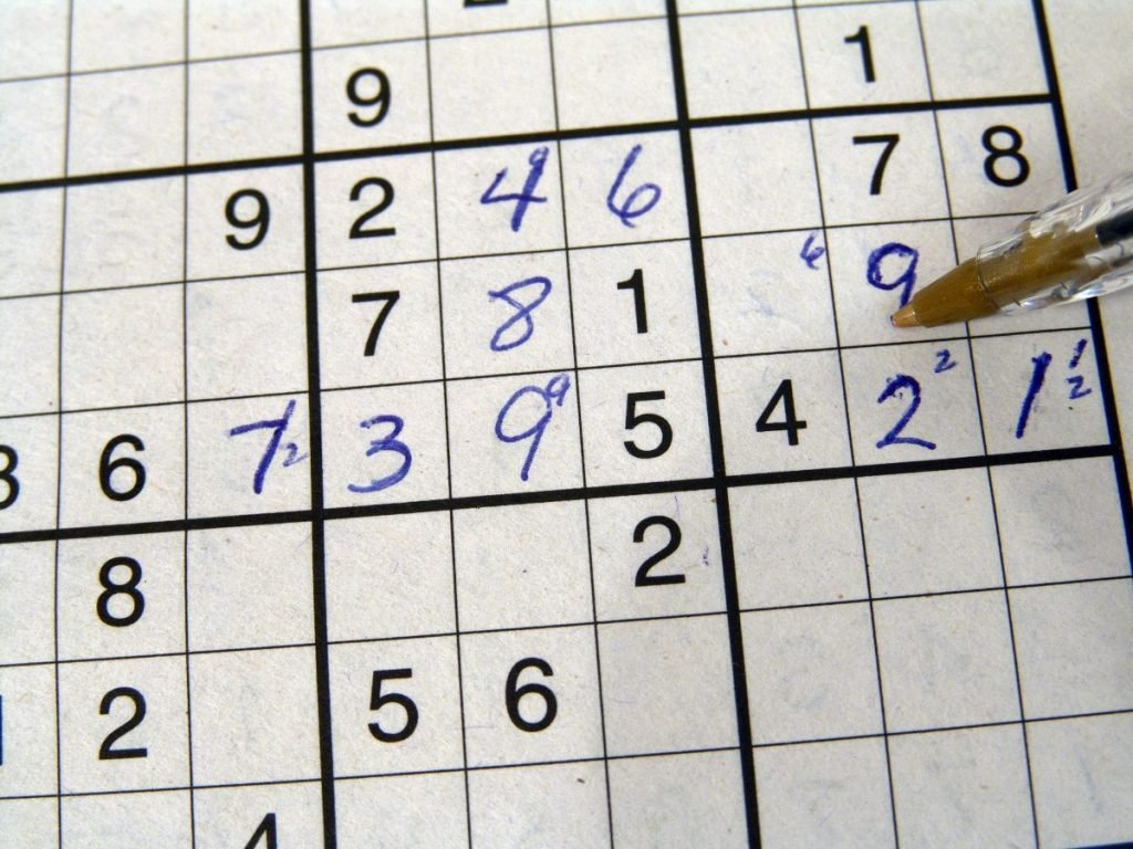 naked pairs sudoku