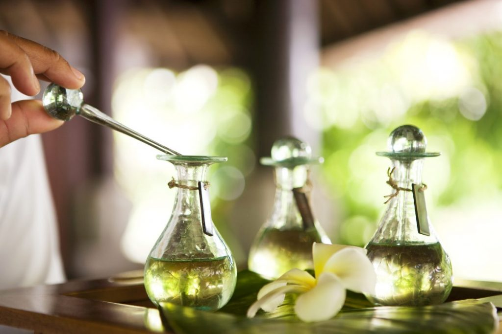 essential oils blend ylang ylang