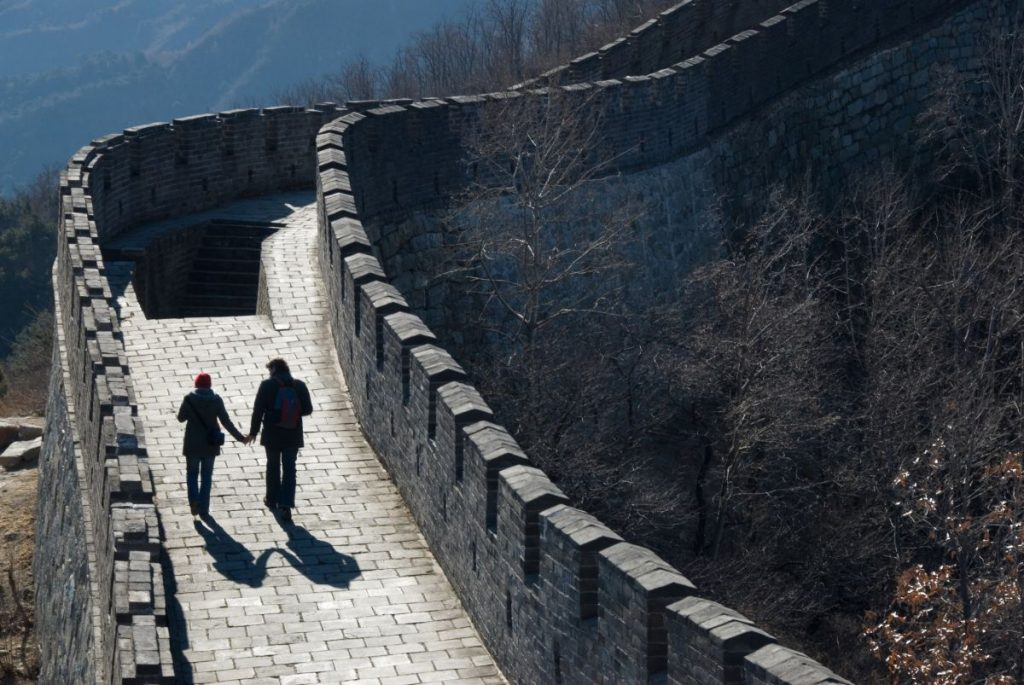Stroll on the Great Wall