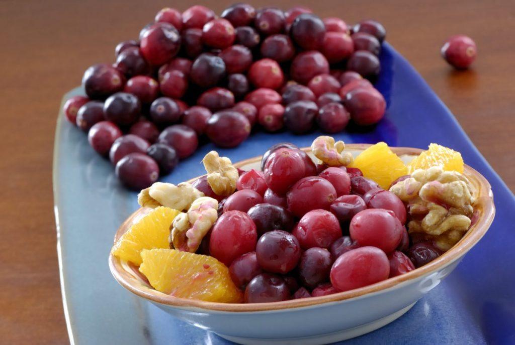 Cranberry Sauce Recipe Cranberry Walnut Relish