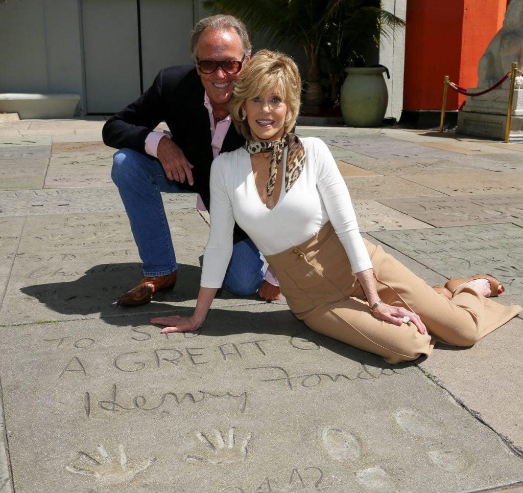 Jane Fonda Scarf Necktie