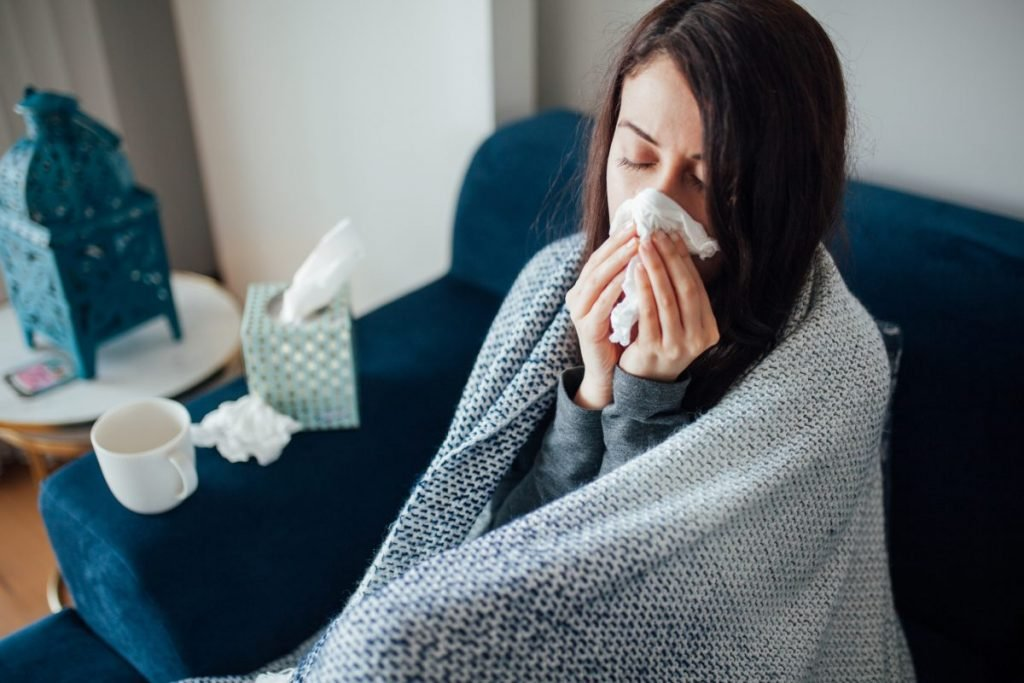 Sick Illness Infection