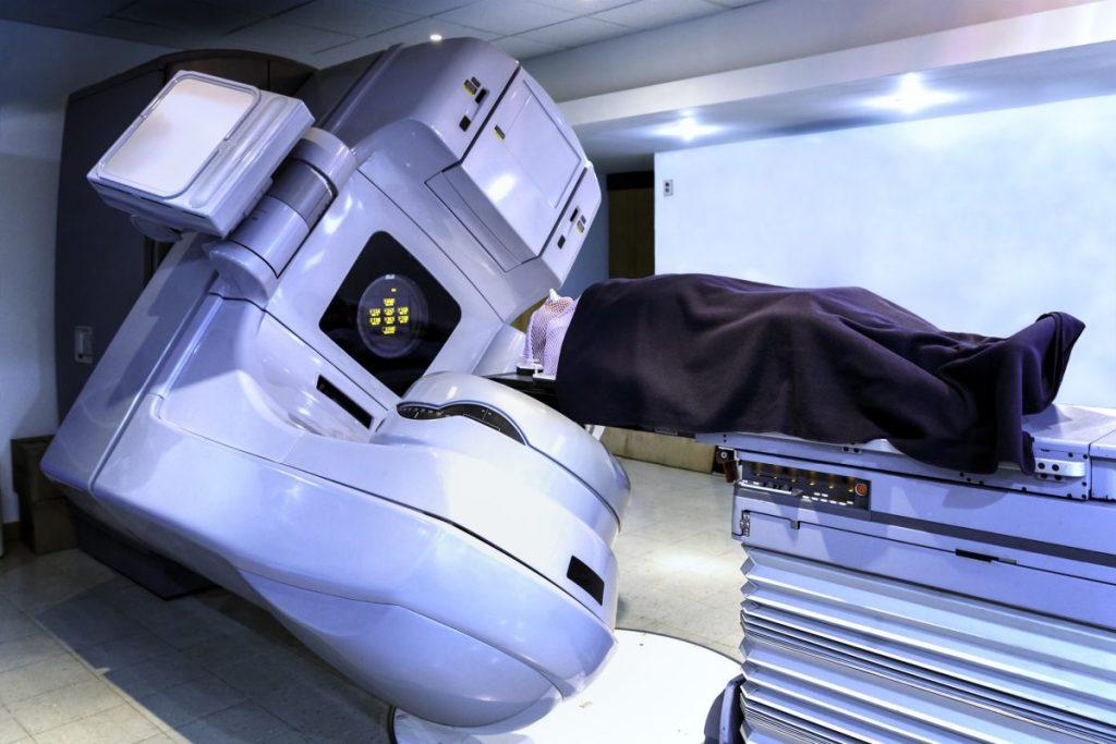 malignancy radiation therapy
