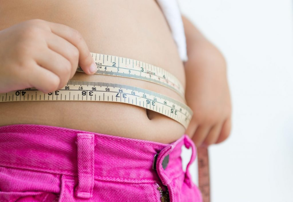 weight gain cortisol cushing's syndrome