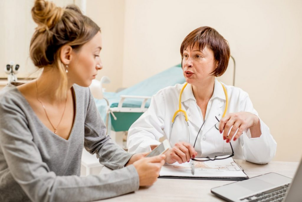pelvic exam gynecologist