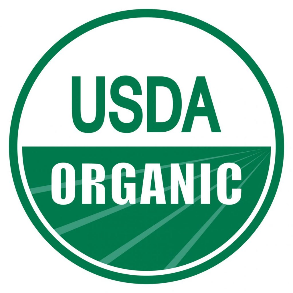 USDA organic standards