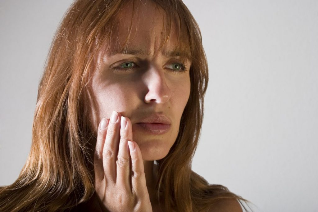 Persistent Mouth Pain