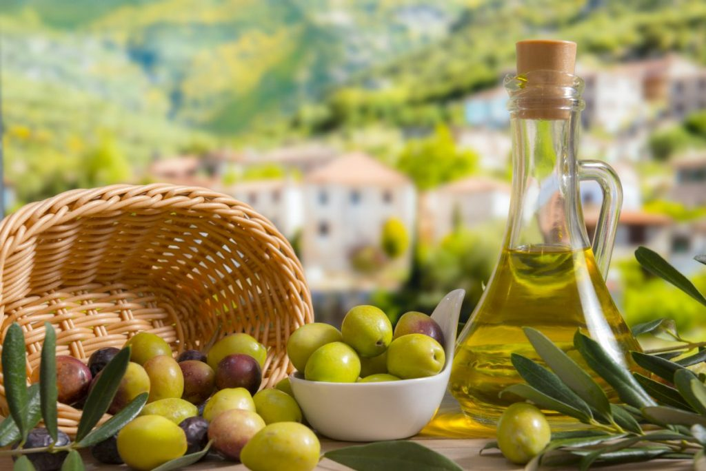 extra virgin olive oil polyphenols