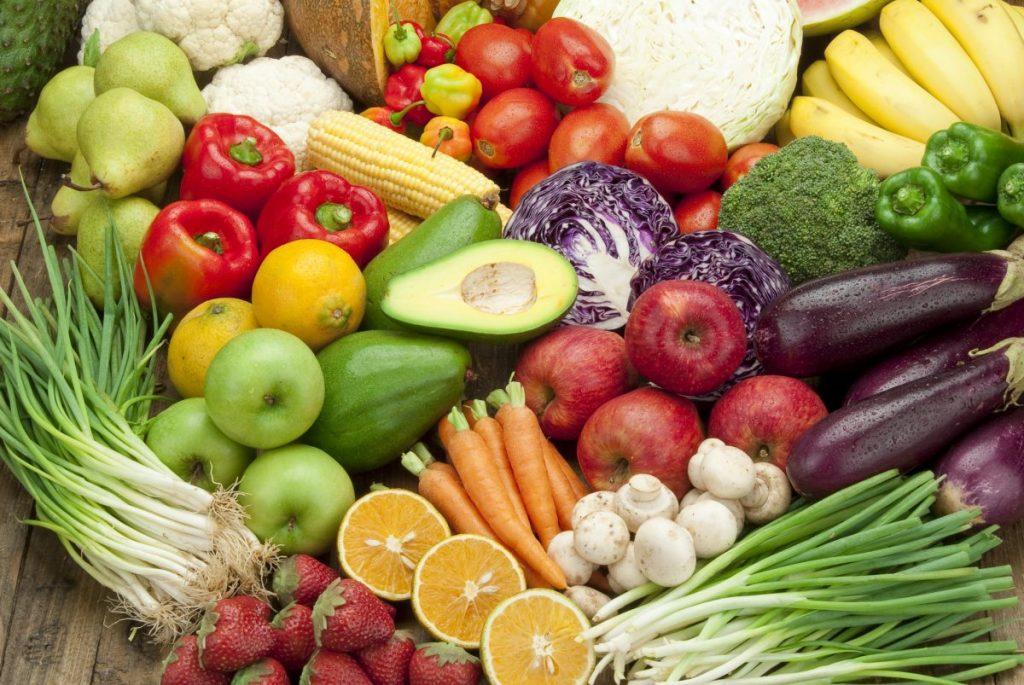 Fresh Fruit Vegetables
