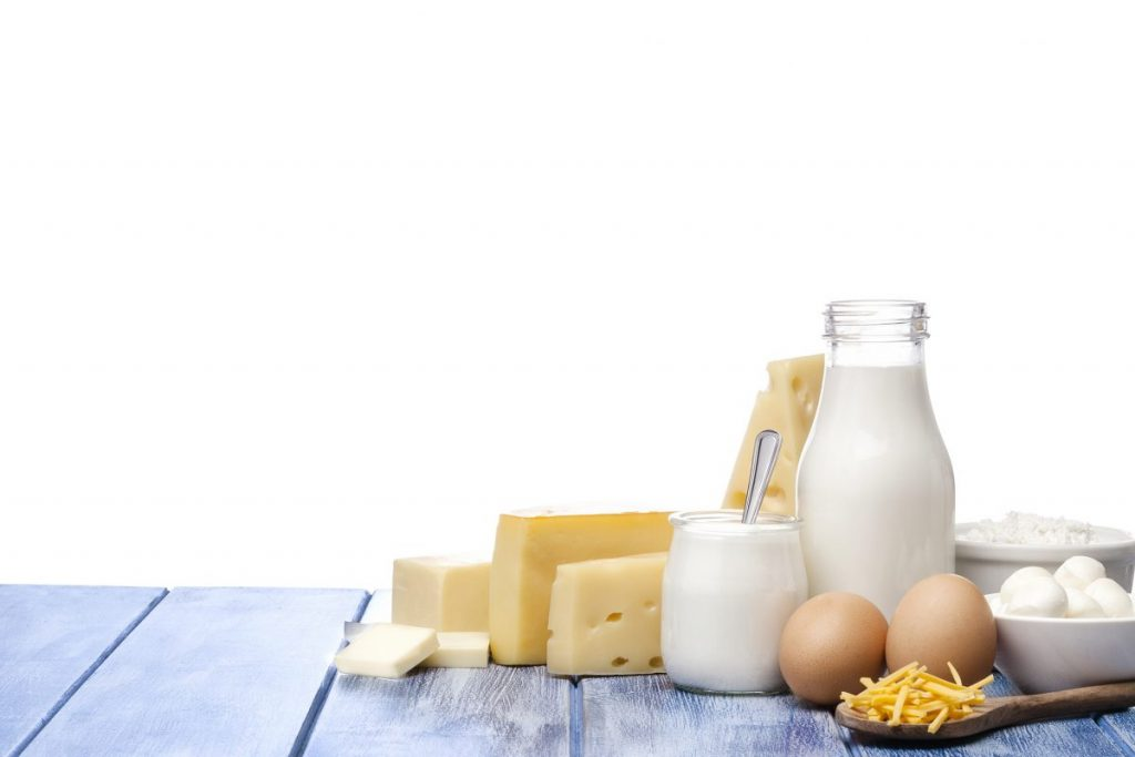 Dairy Triggers Foods