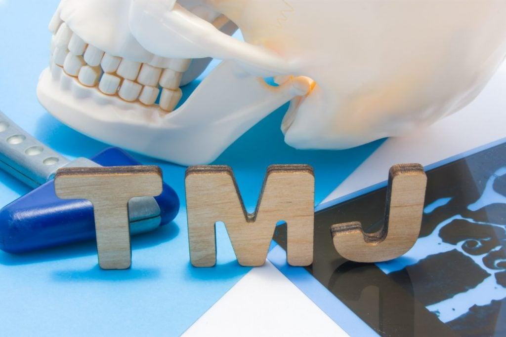 temporomandibular joint TMJ jaw hinges