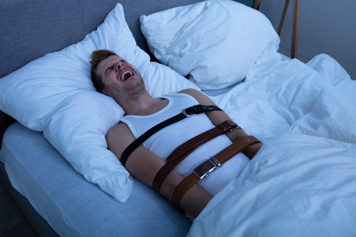 sleep paralysis triggers