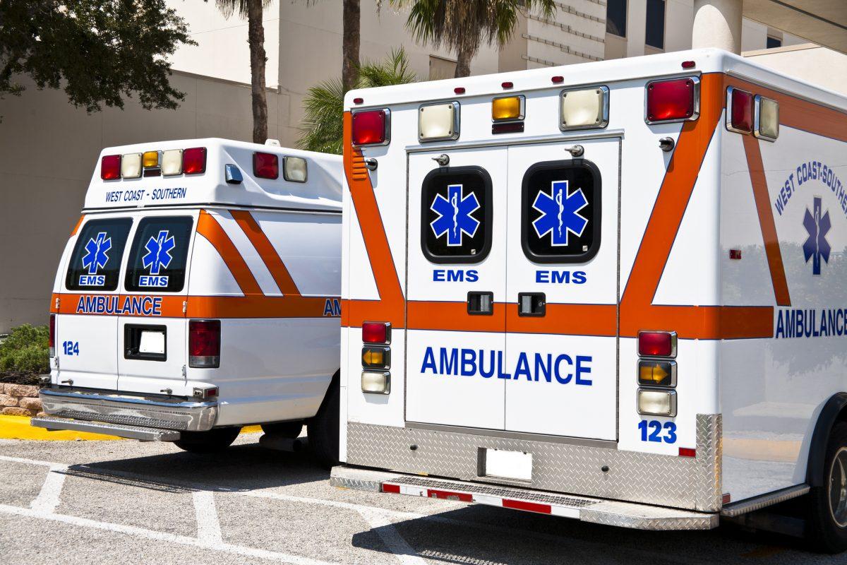 asclepius caduceus medicine symbol ambulance